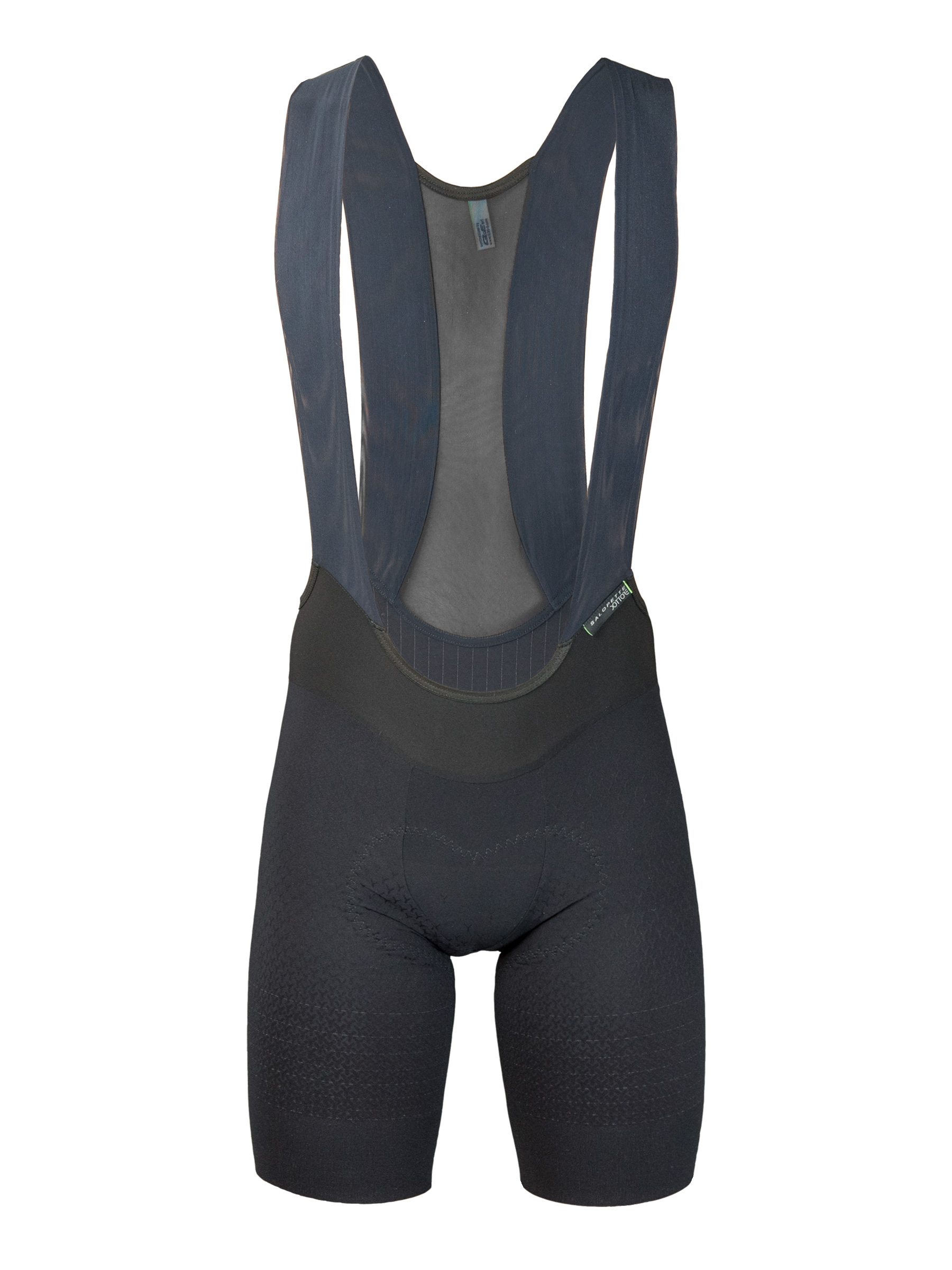 mens cycling bib shorts Dottore L1 black