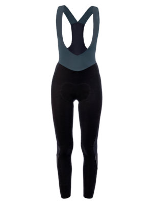 Womens cycling tights Long Salopette Woman L1 Q36.5