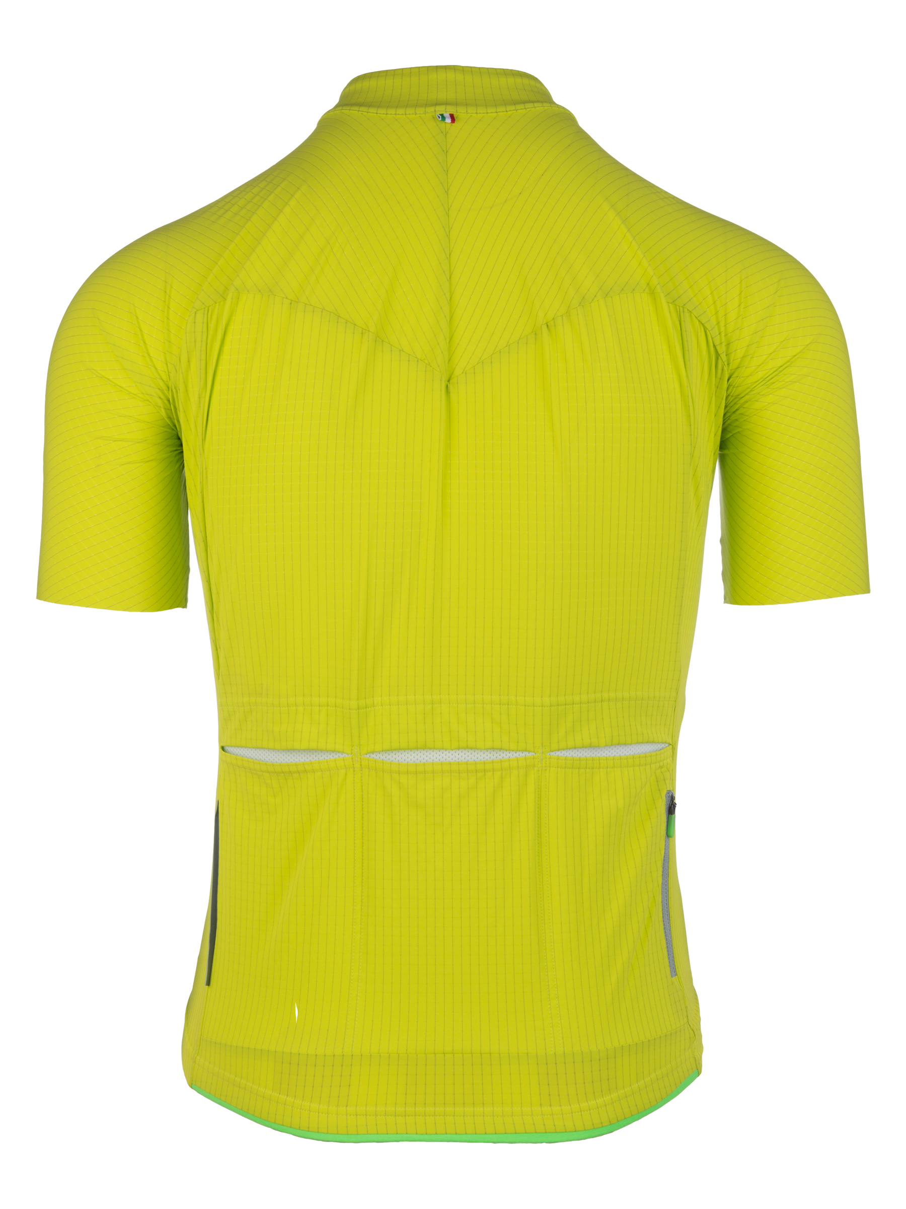 Jersey short sleeve L1 Pinstripe Lime