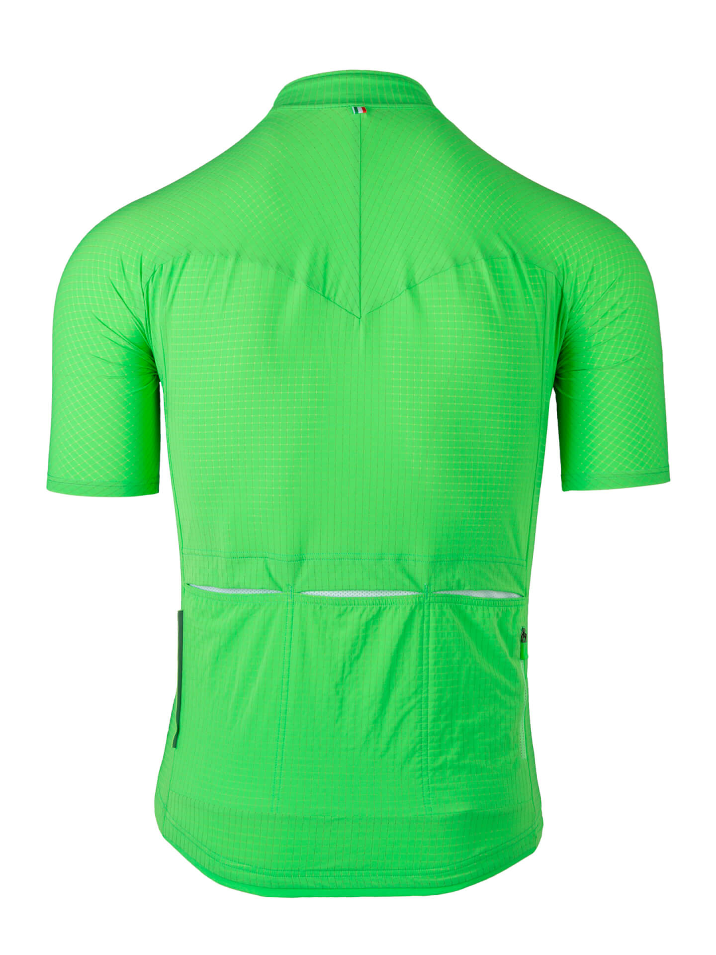 Maillot Manches Courtes L1 Pinstripe Vert