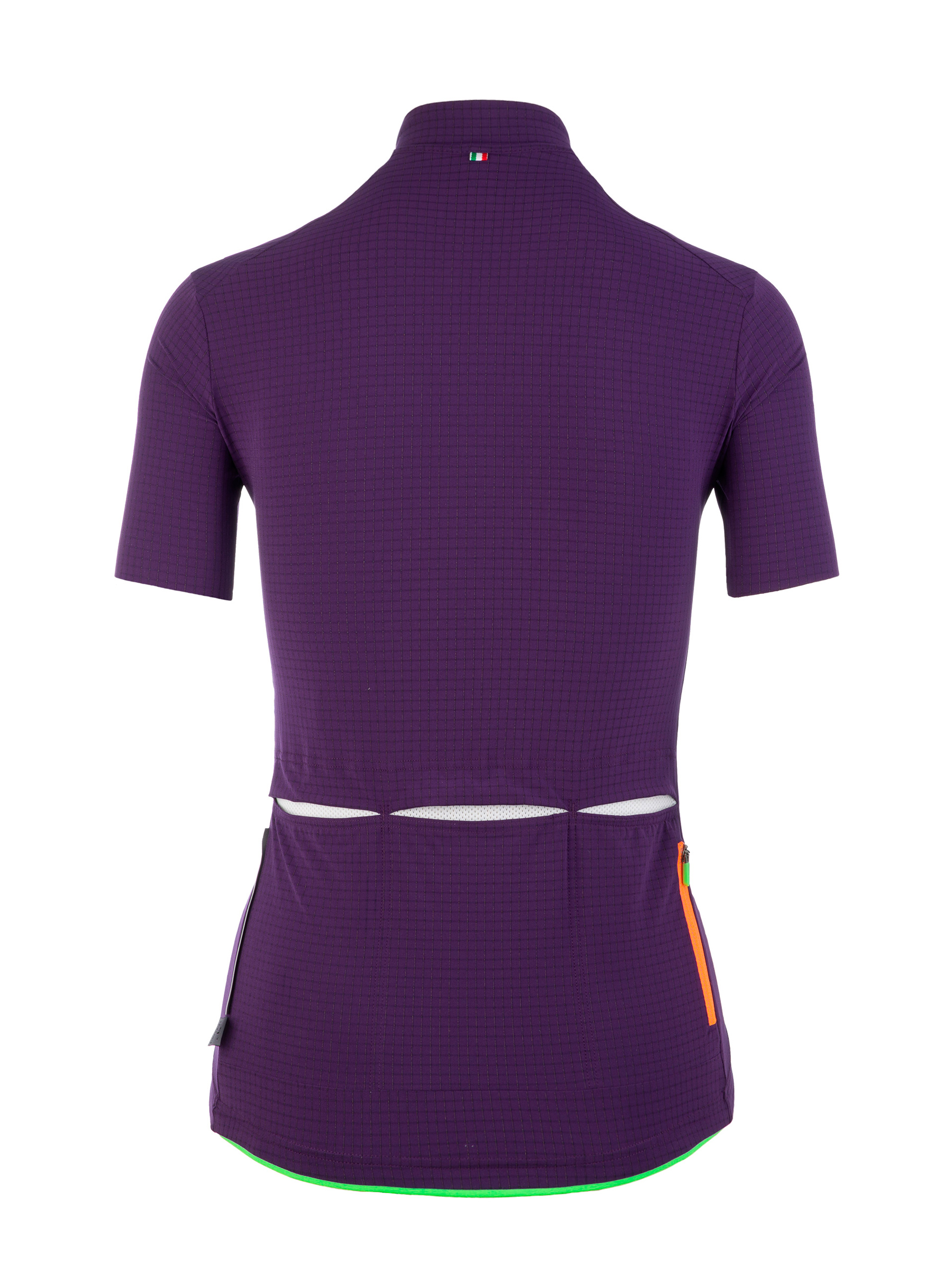 Maillot Jersey short sleeve L1 Lady Pinstripe Violet