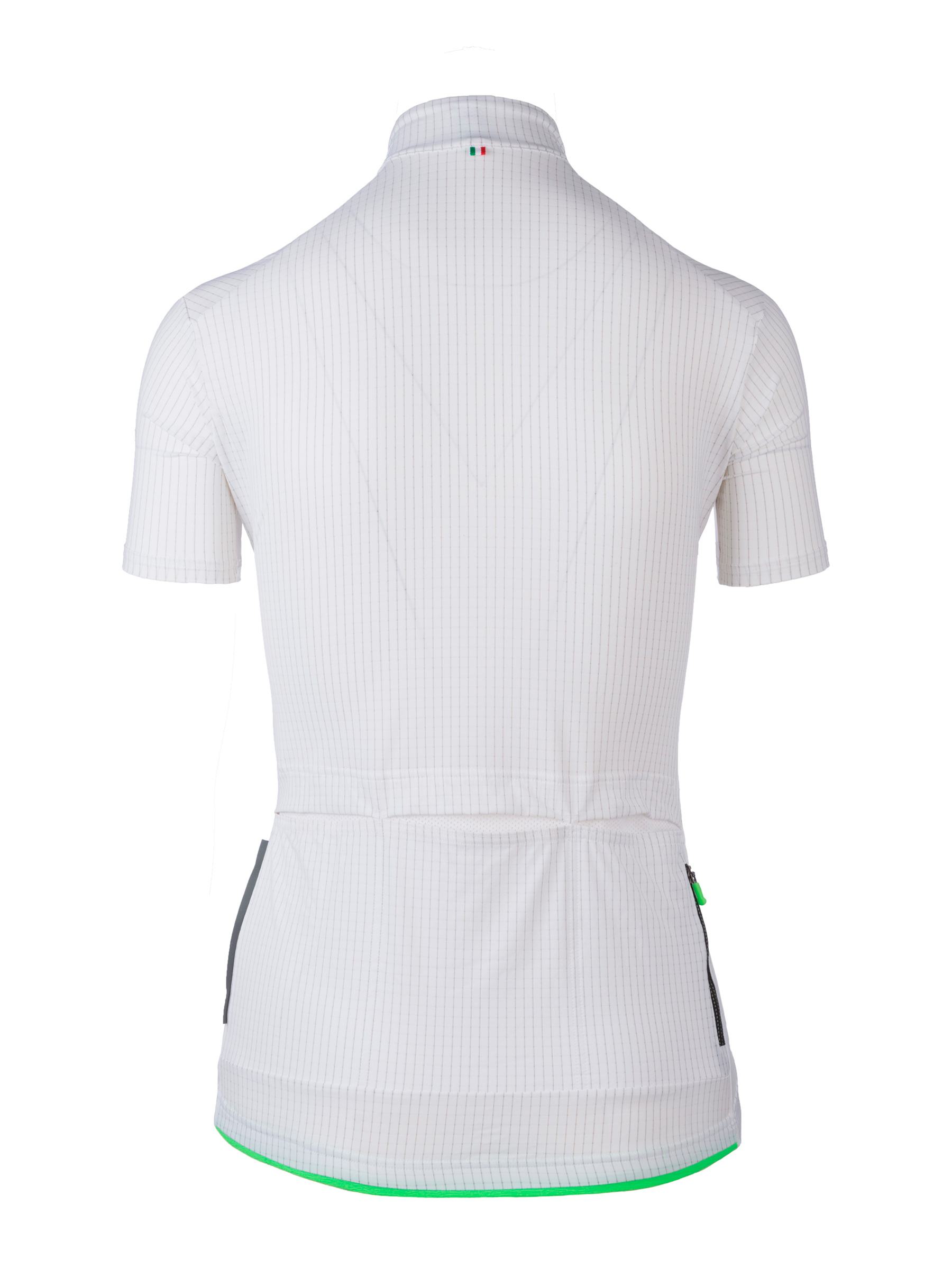 Maillot Jersey short sleeve L1 Lady Pinstripe Blanco