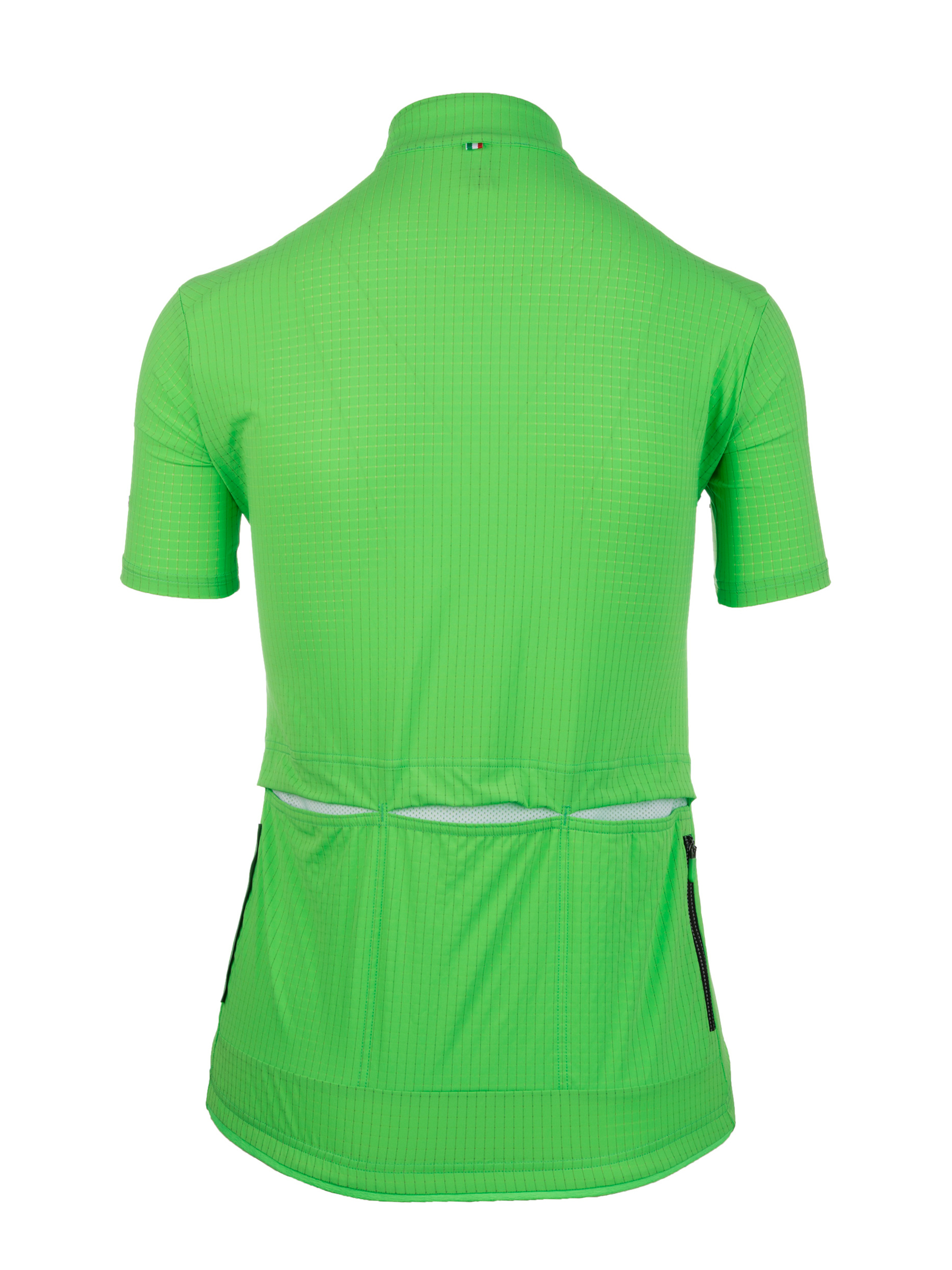 Maillot Jersey short sleeve L1 Lady Pinstripe Verde