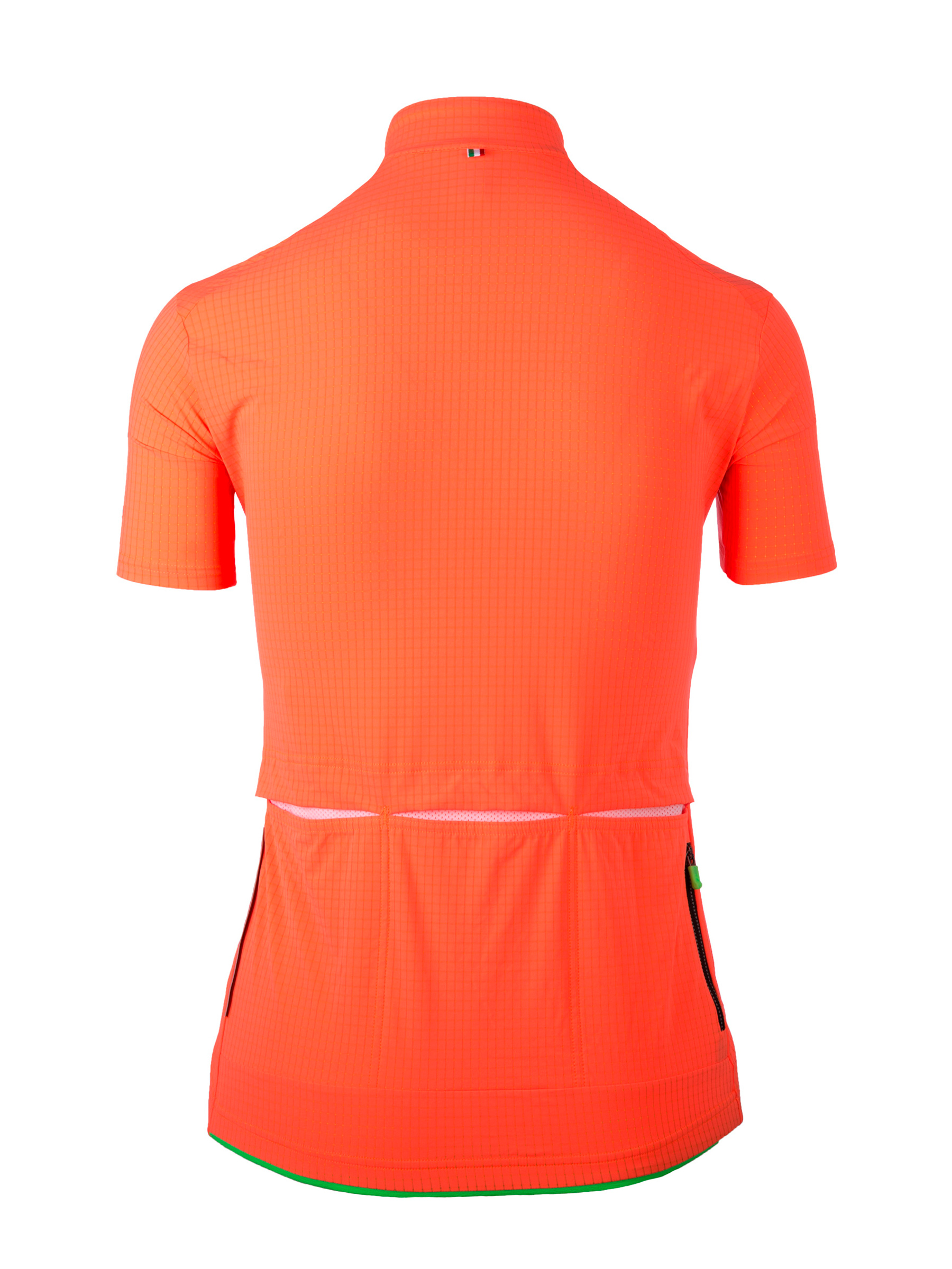 Maillot Jersey short sleeve L1 Lady Pinstripe Orange
