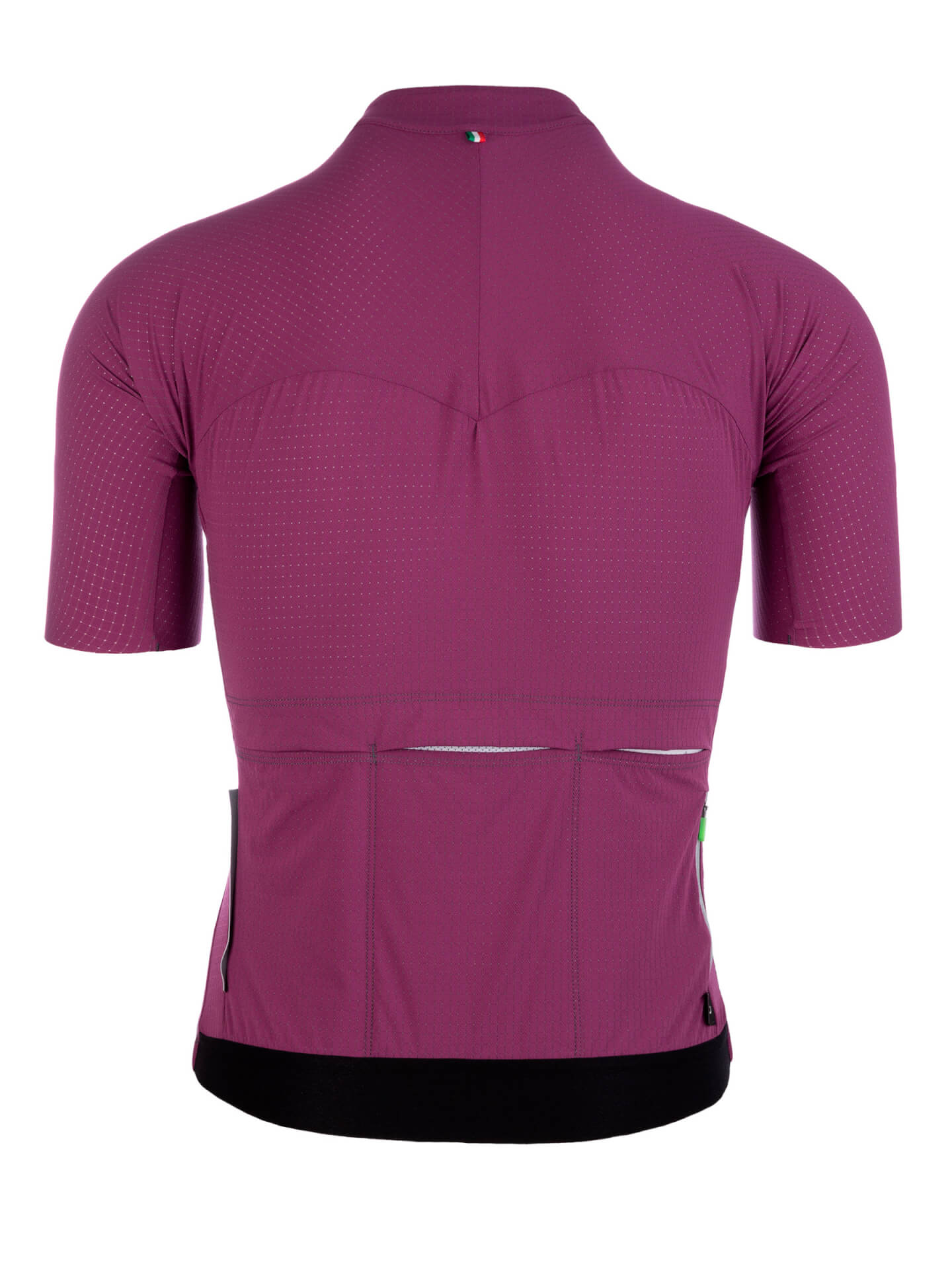 Maillot manches courtes L1 Pinstripe X violet