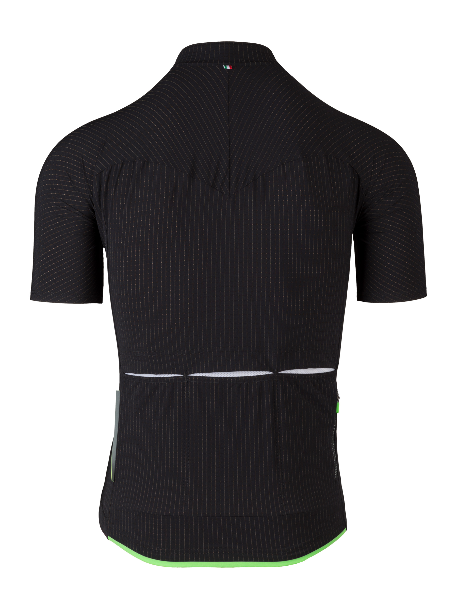 Maillot Jersey short sleeve L1 Pinstripe Negro