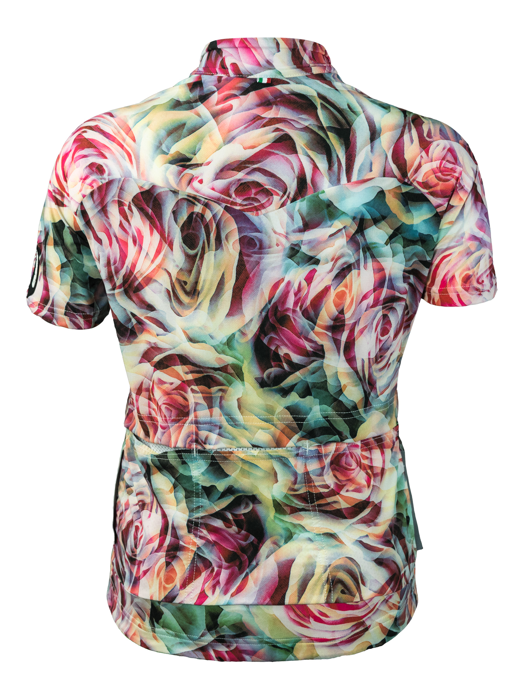 Jersey short sleeve L1 Girl Rose 3D
