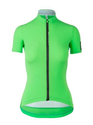 Maglia ciclismo donna L1 Lady verde Q36.5