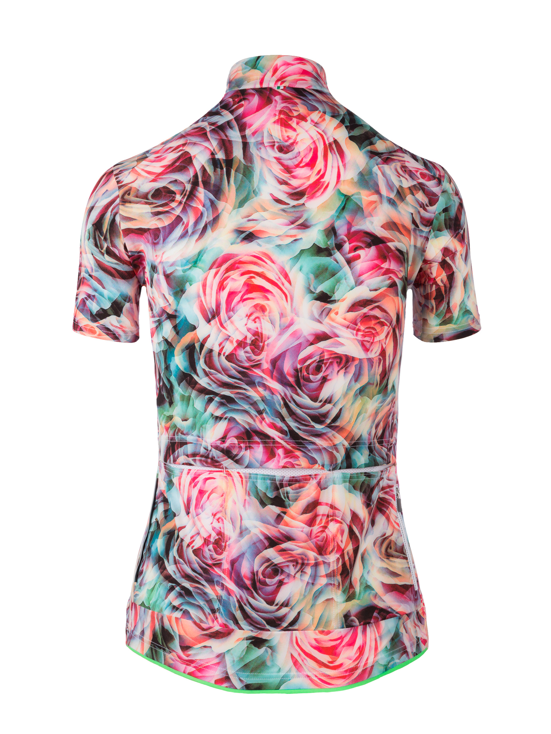 Jersey short sleeve L1 lady Rose 3D