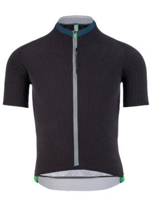 Maglia ciclismo uomo Seta Q36.5 grigia