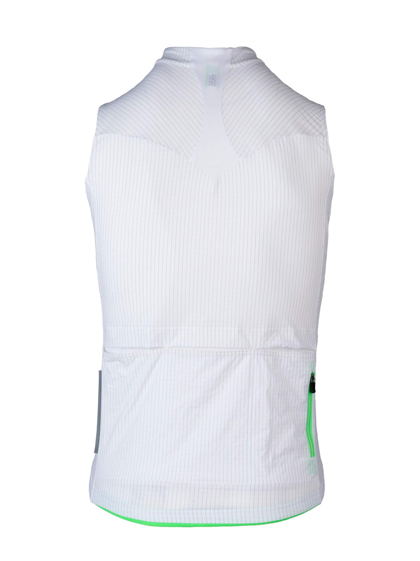 Jersey sleeveless L1 Pinstripe