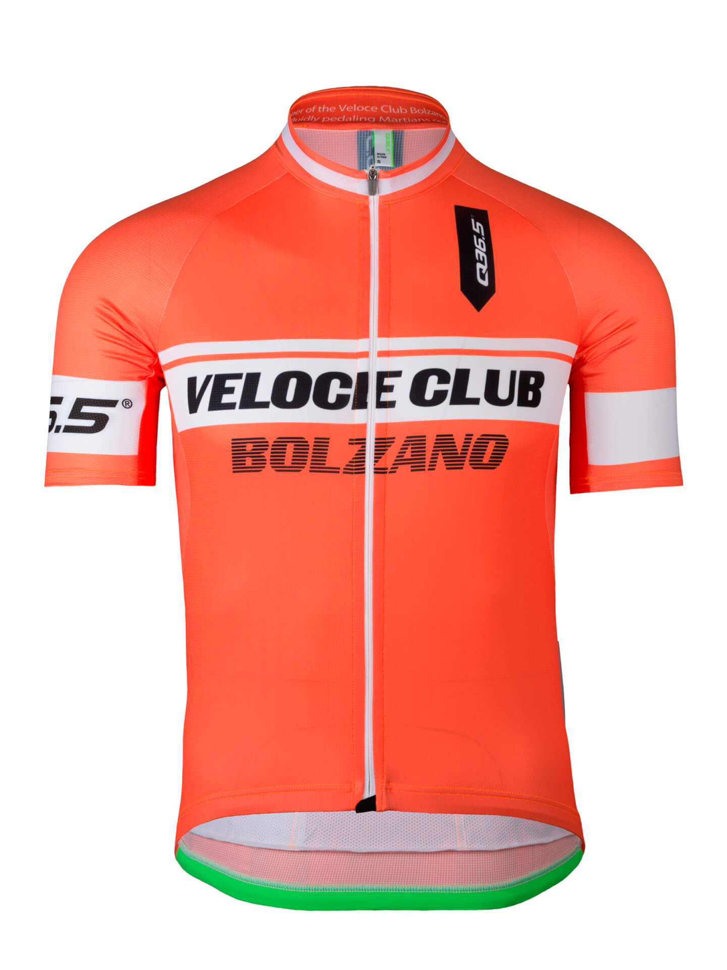 Maglia ciclismo Veloce Club bolzano