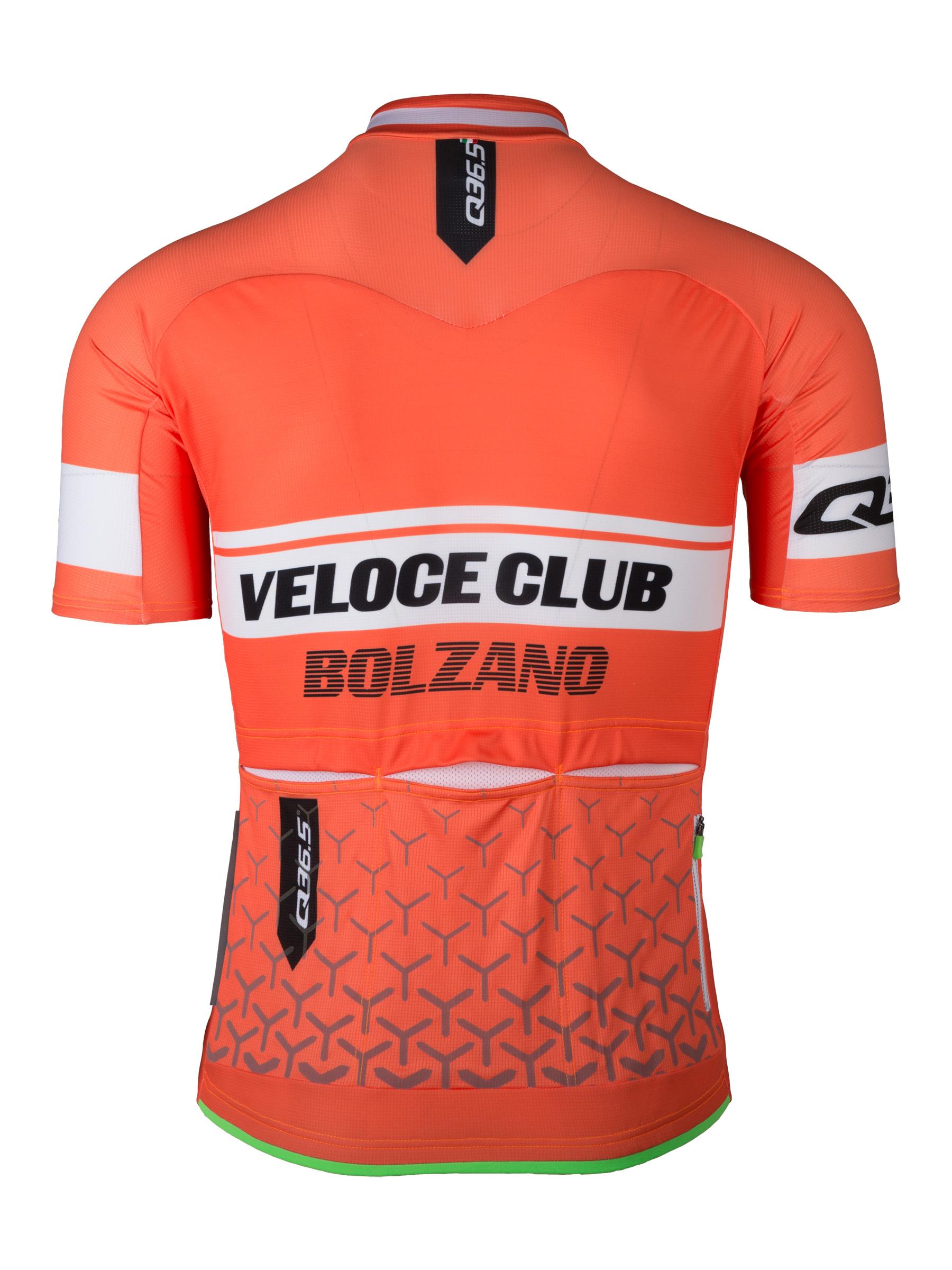 Jersey short sleeve Veloce Club Bolzano
