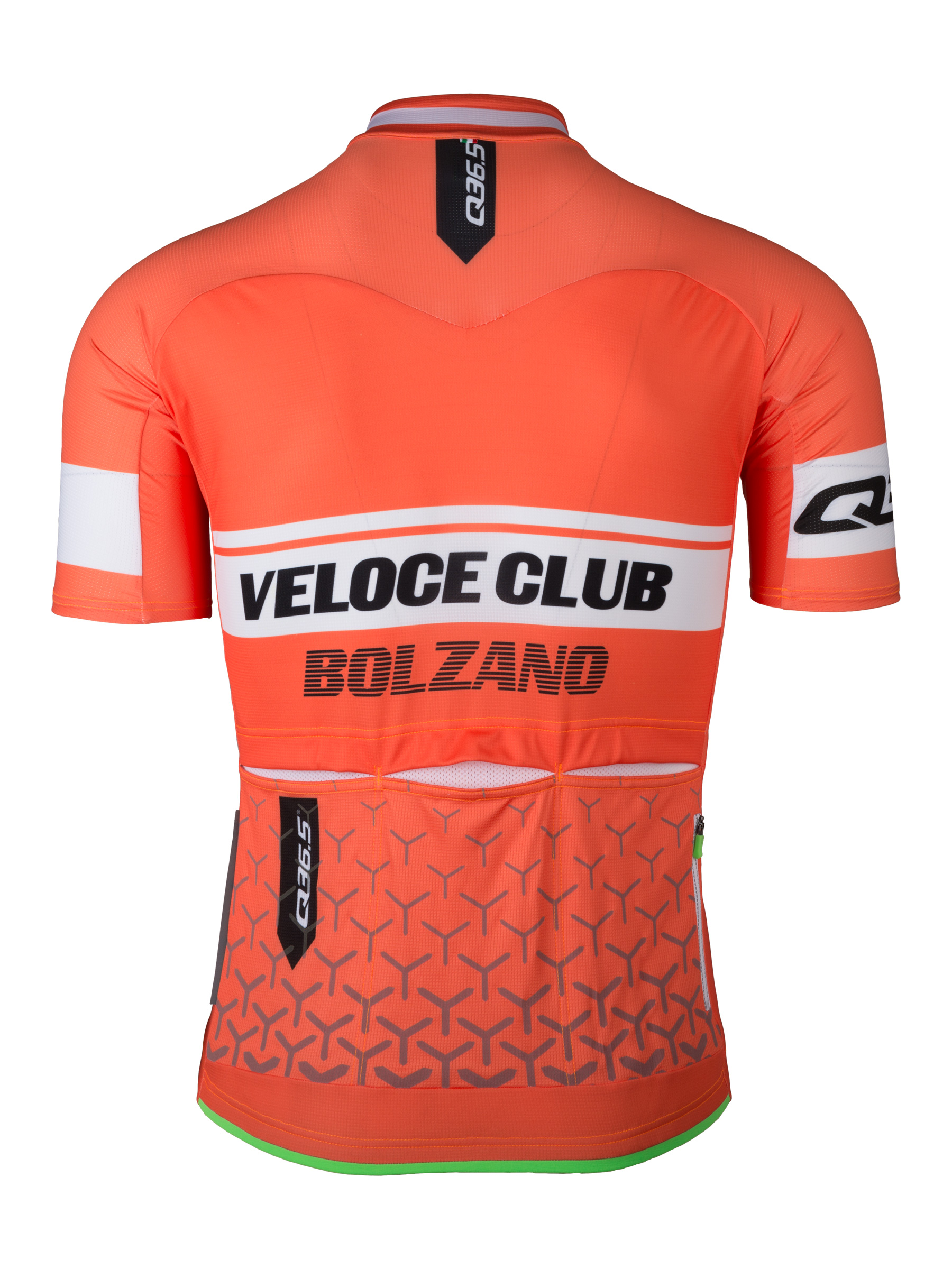 Maillot Manches Courtes Veloce Club Bolzano