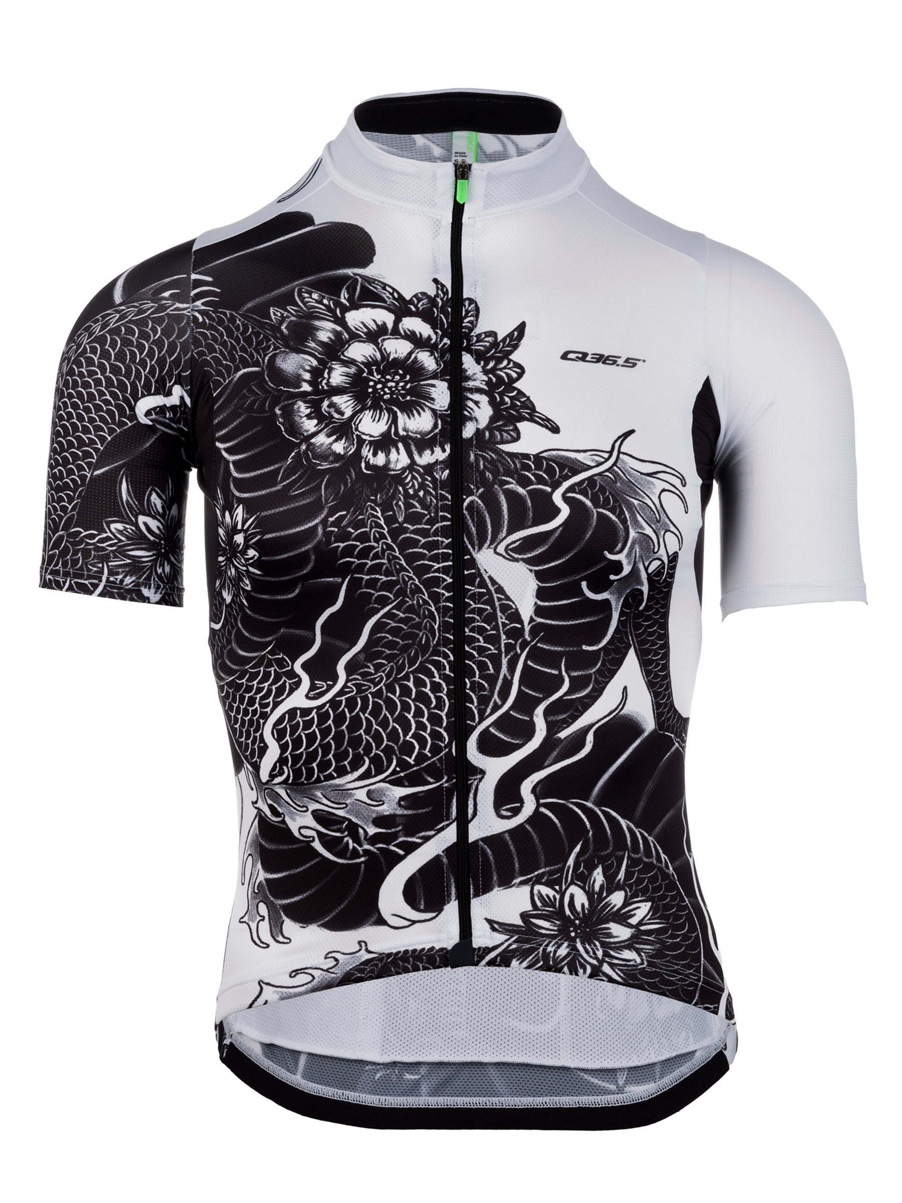 Mens cycling jersey G1 Dragon Q36.5