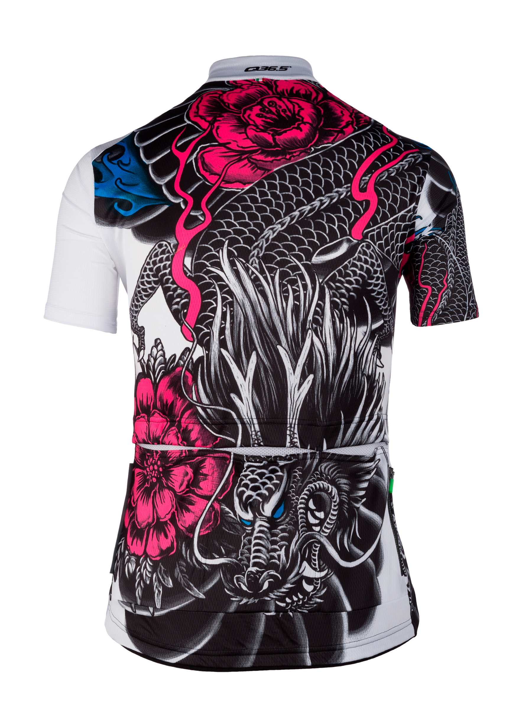 Radtrikot Jersey short sleeve G1 Lady Dragon