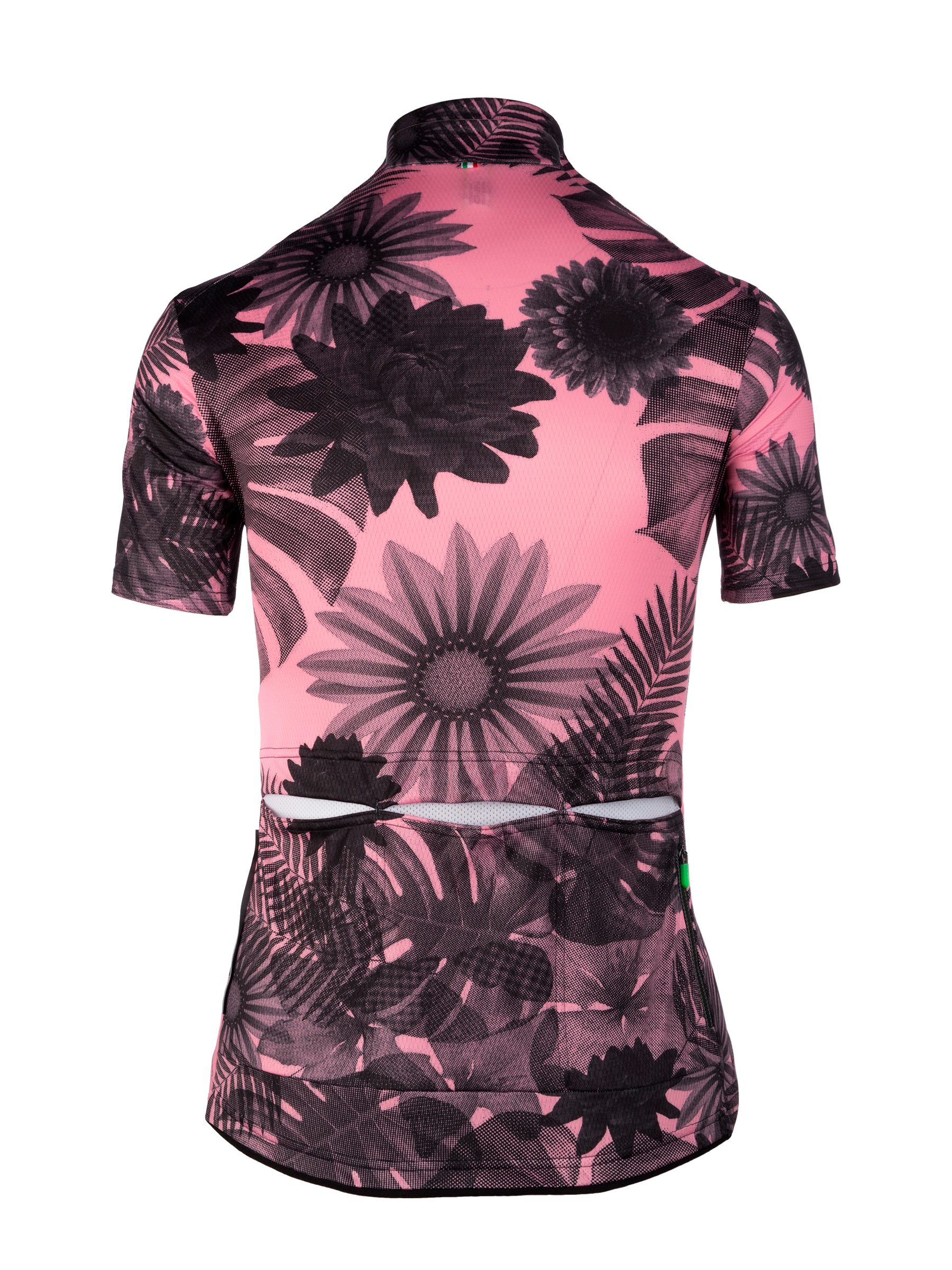 Camiseta Jersey short sleeve G1 Lady Tropical Pink