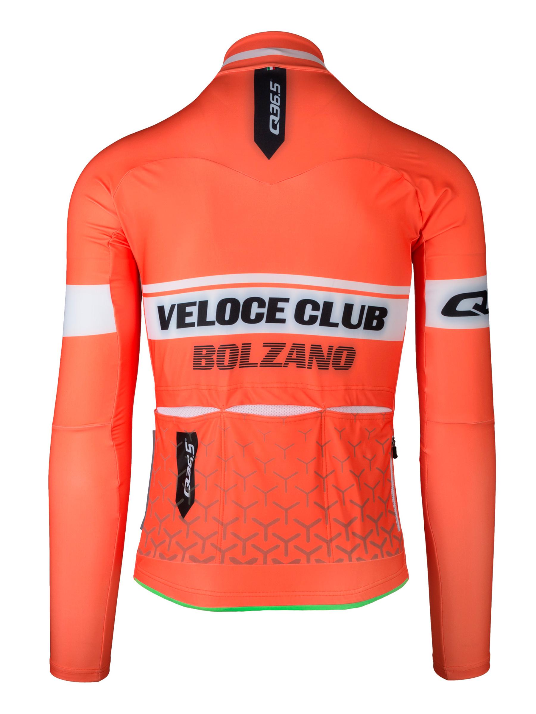 Jersey long sleeve Veloce Club Bolzano