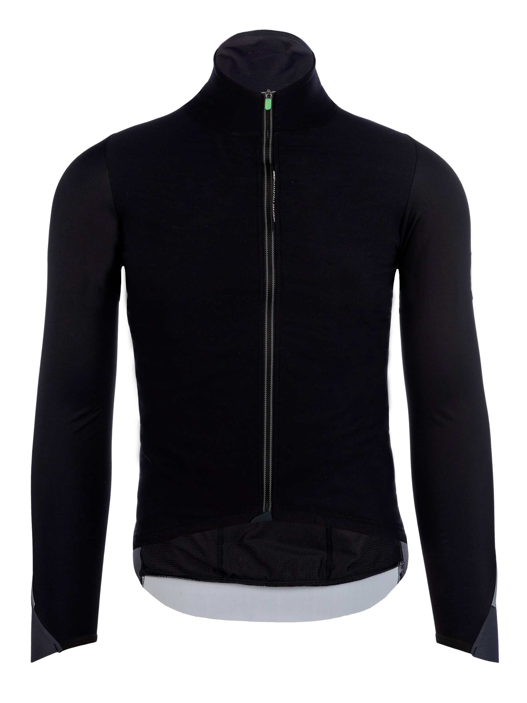 Mens cycling jacket Air Insulation Q36.5 - black