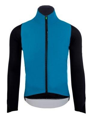 Mens cycling jacket Air Insulation Q36.5 - blue