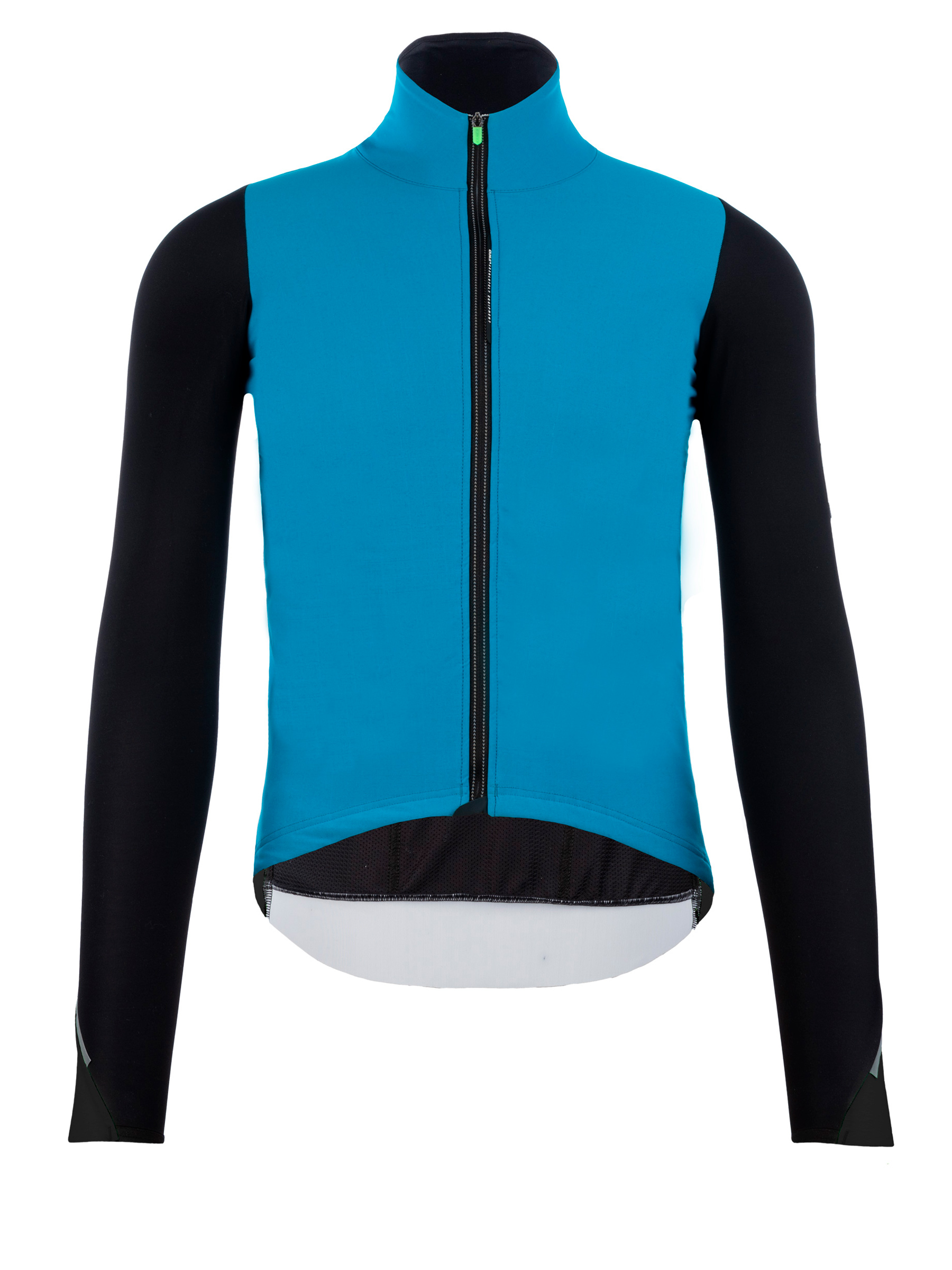 mens cycling jacket Air Insulation black Q36.5