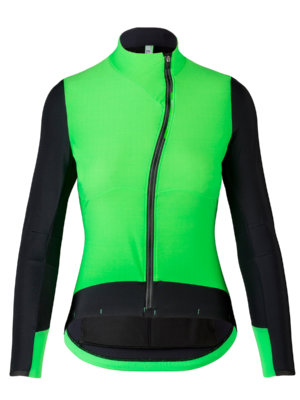 Womens cycling jacket Hybrid Jacket Lady