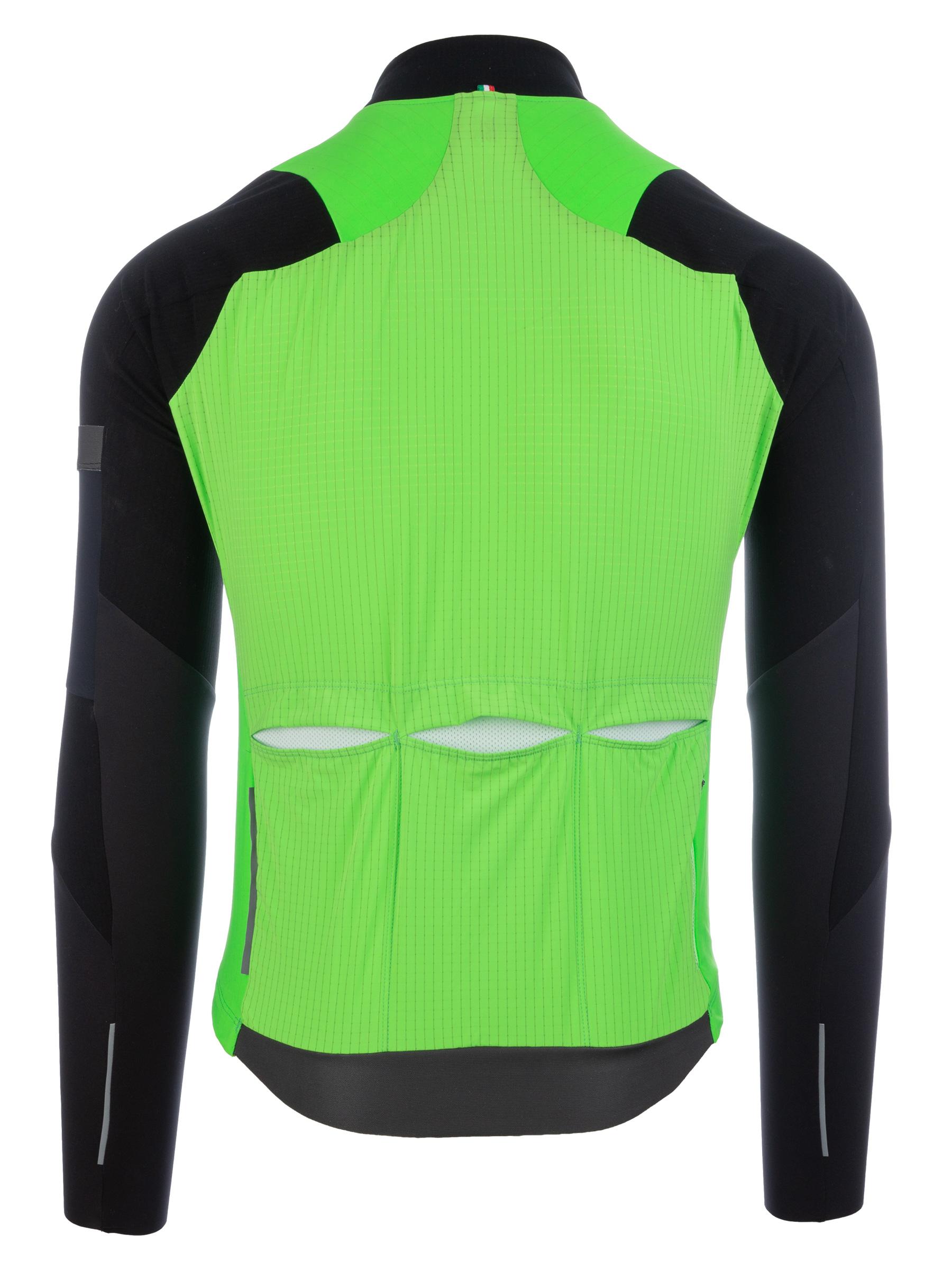 Jersey Hybrid Que X Green