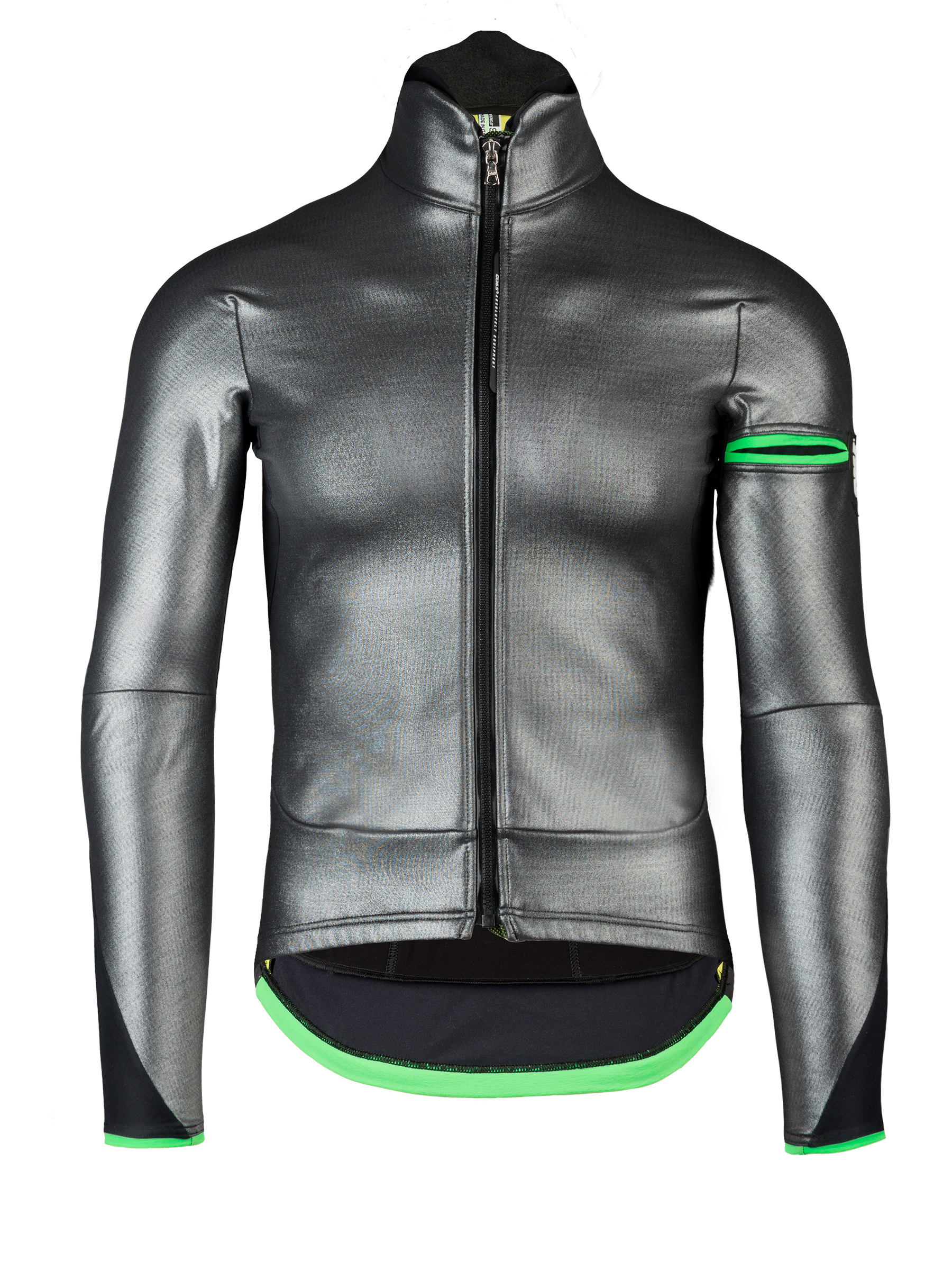 Mens cycling jacket Termica Jacket Q36.5 silver Q36.5