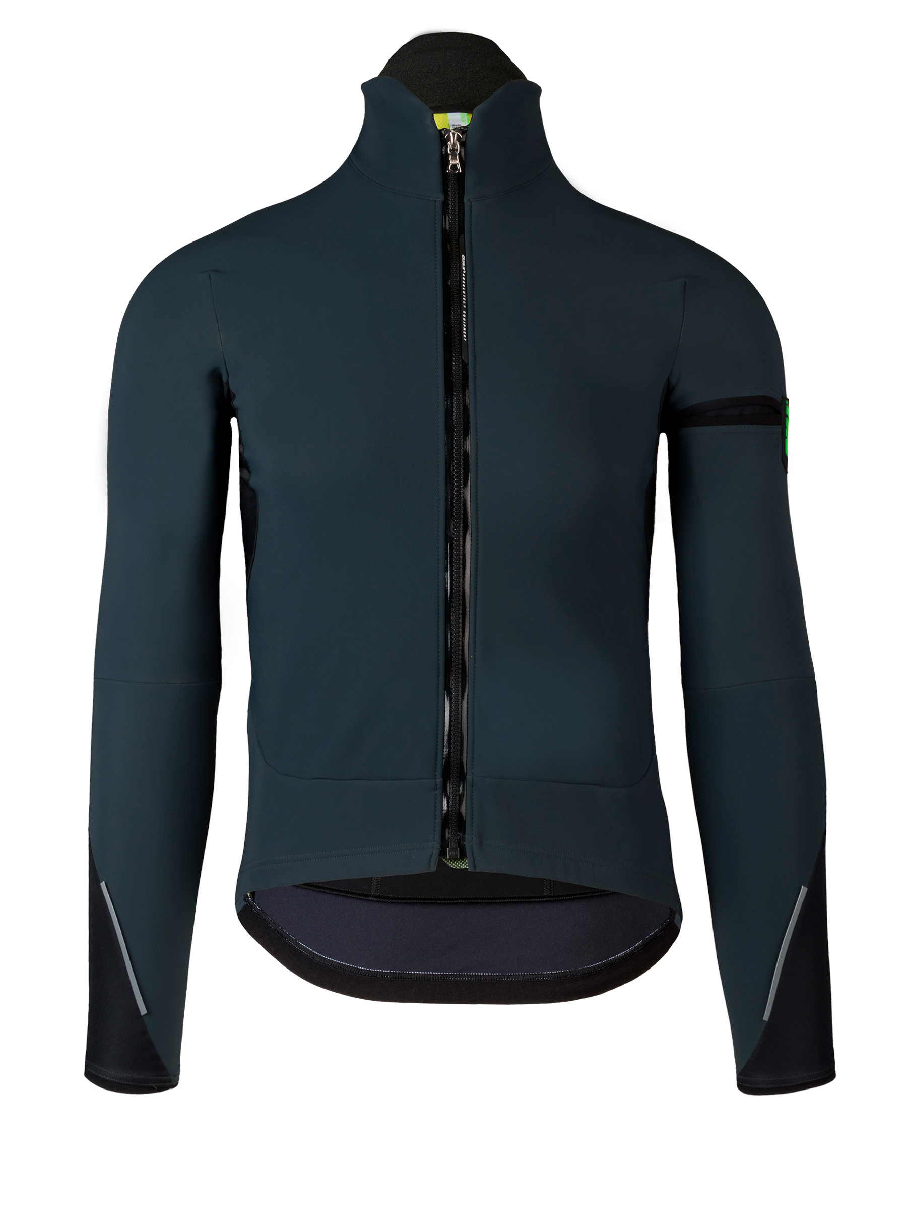 Mens cycling jacket Termica Jacket Q36.5 titanium