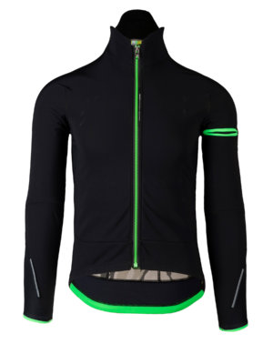 Mens cycling jacket Termica Jacket black Q36.5