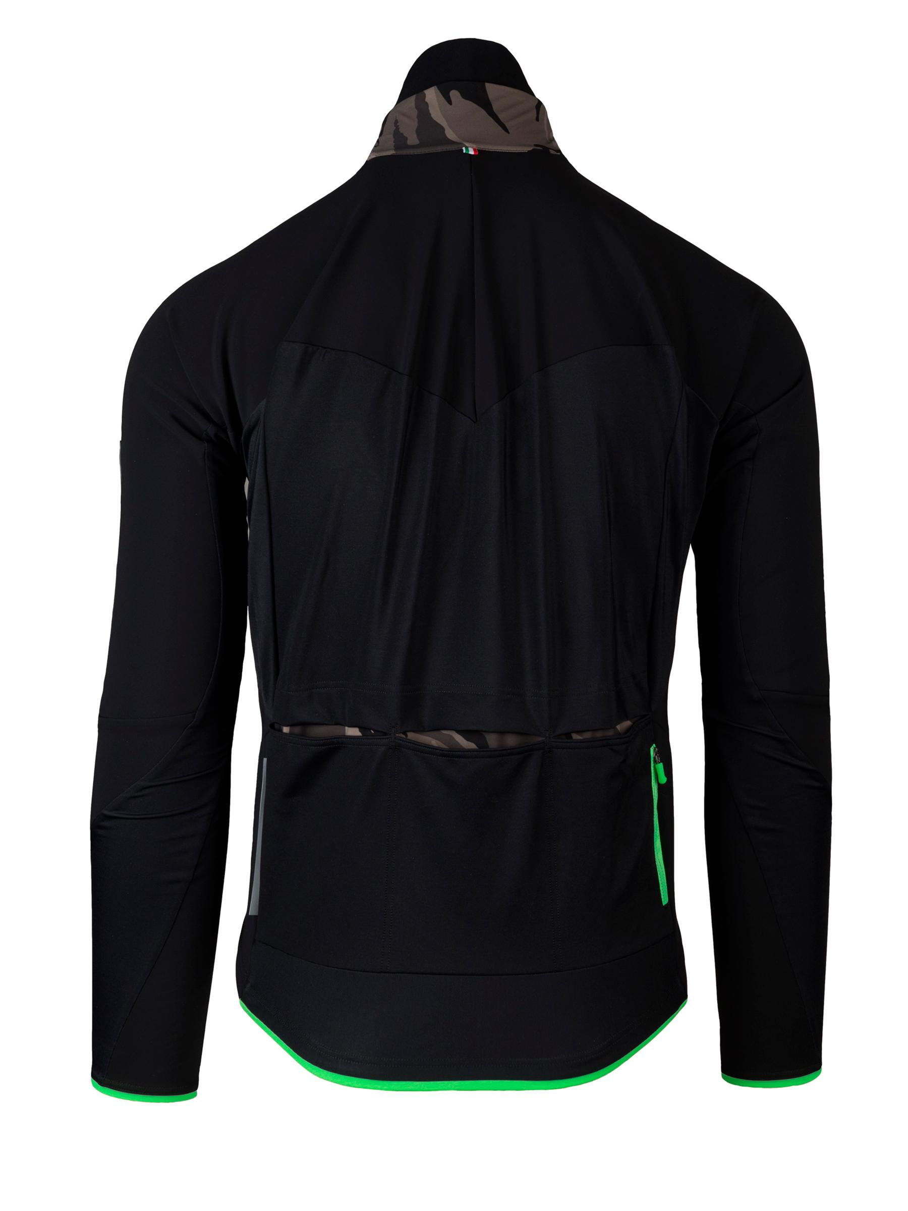 Termica Jacket Black
