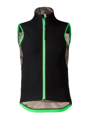 Cycling vest l1 camouflage for men & women Q36.5