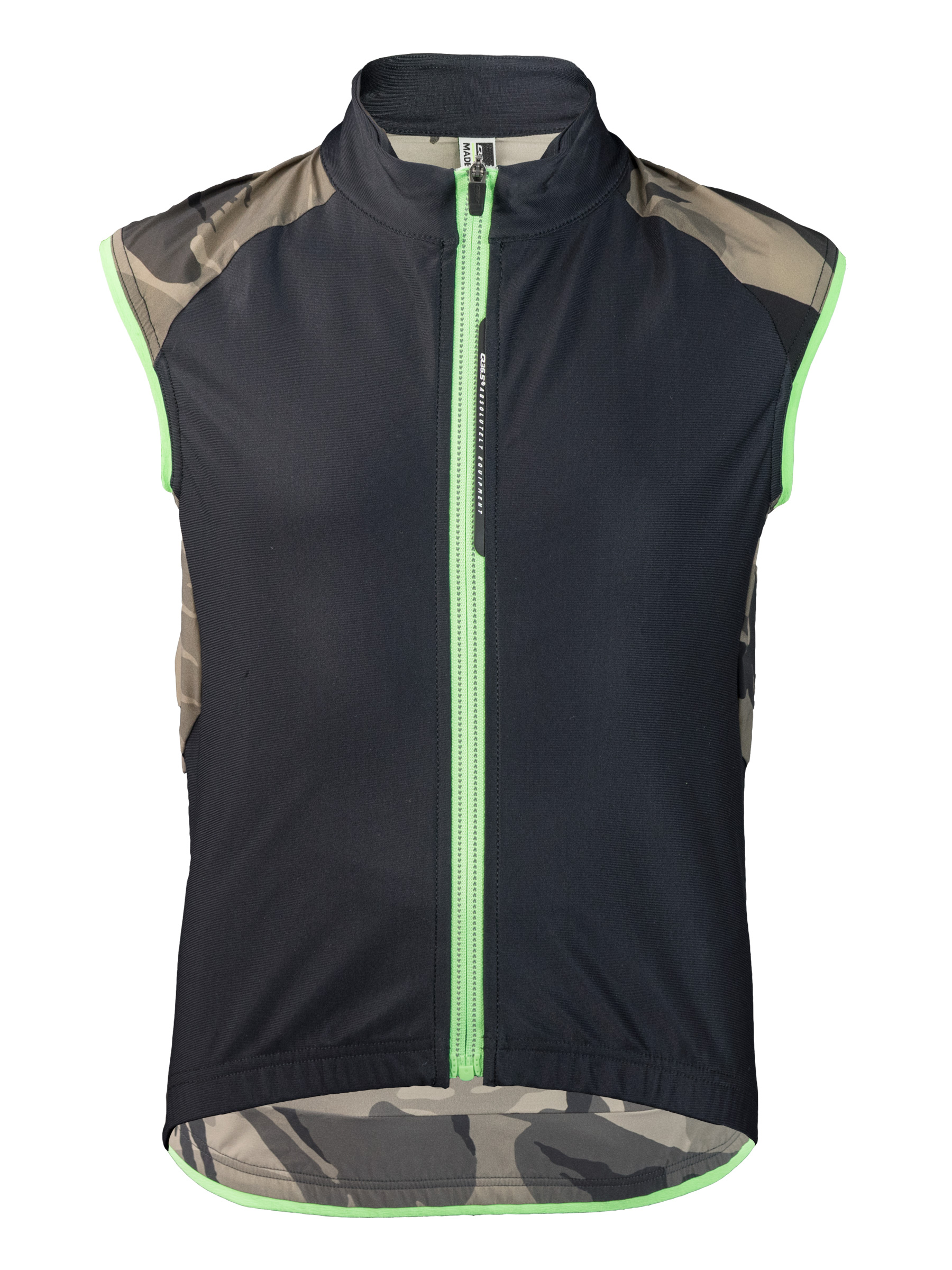 Gilet ciclismo L1 Essential Q36.5 camouflage