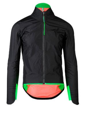 Giacca ciclismo pioggia R.Shell Protection Q36.5