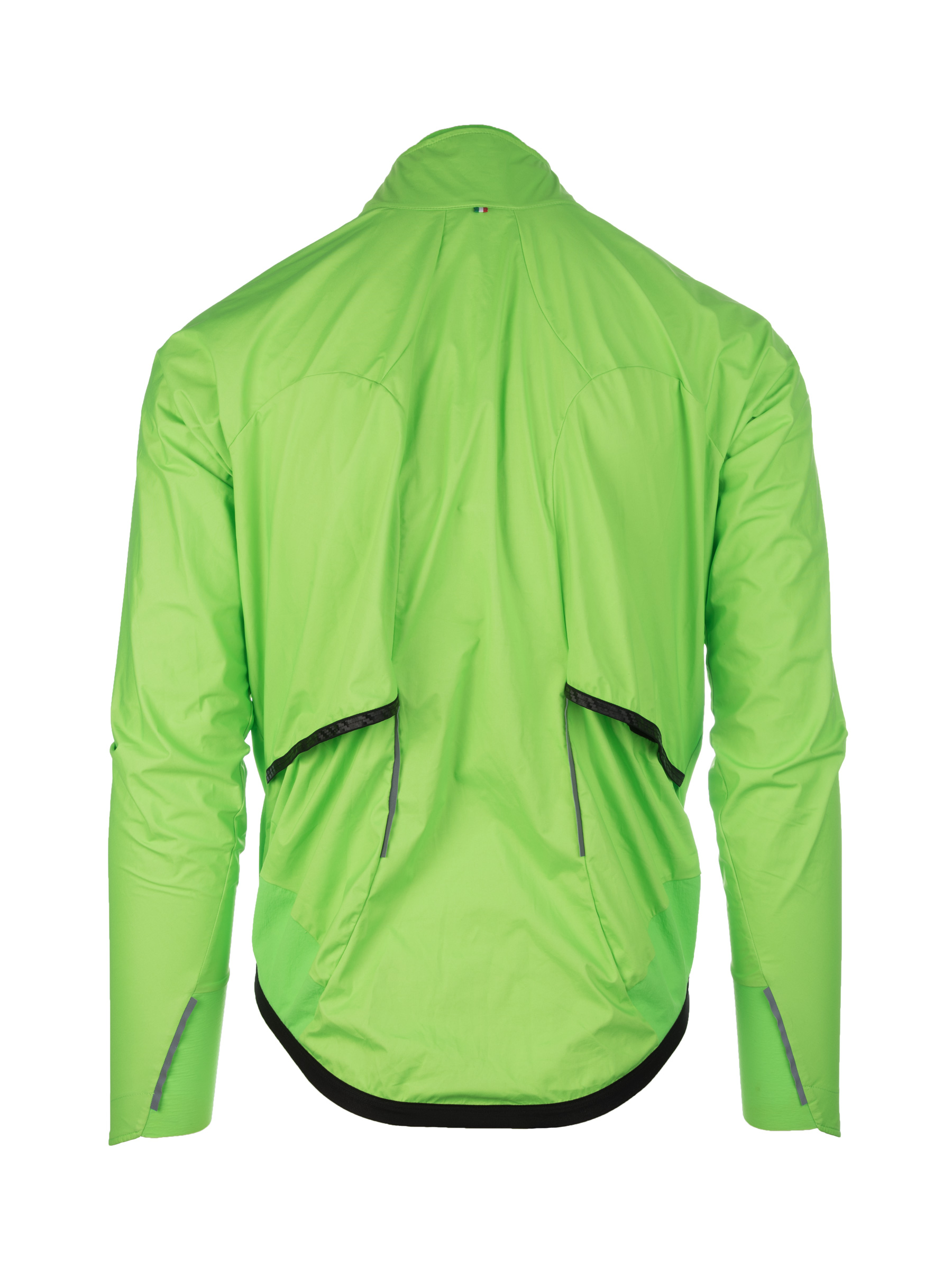 Giacca R. Shell Protection Verde Fluo