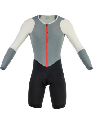 Body da ciclismo uomo Dottore Speed Skinsuit Q36.5