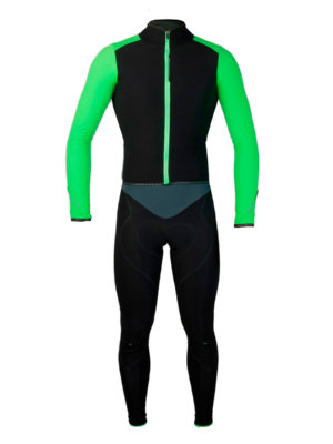 Mens cycling skinsuit Termic-Skinsuit Q36.5