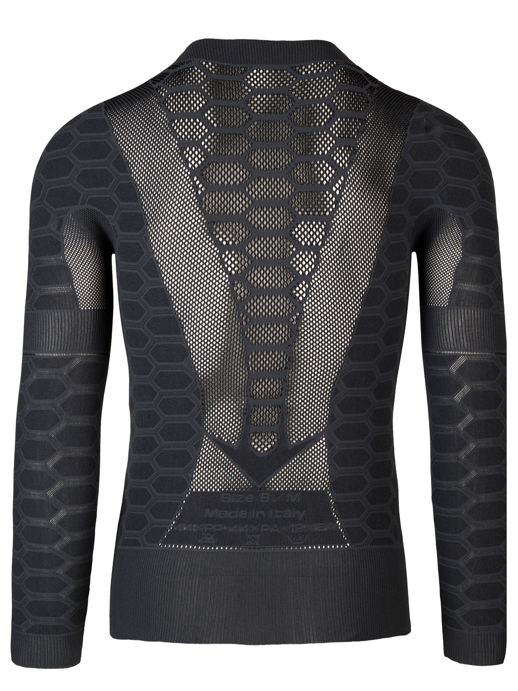 Base Layer 3 long sleeve Antracite
