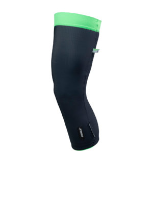 Cycling pre-shape knee warmers Q36.5