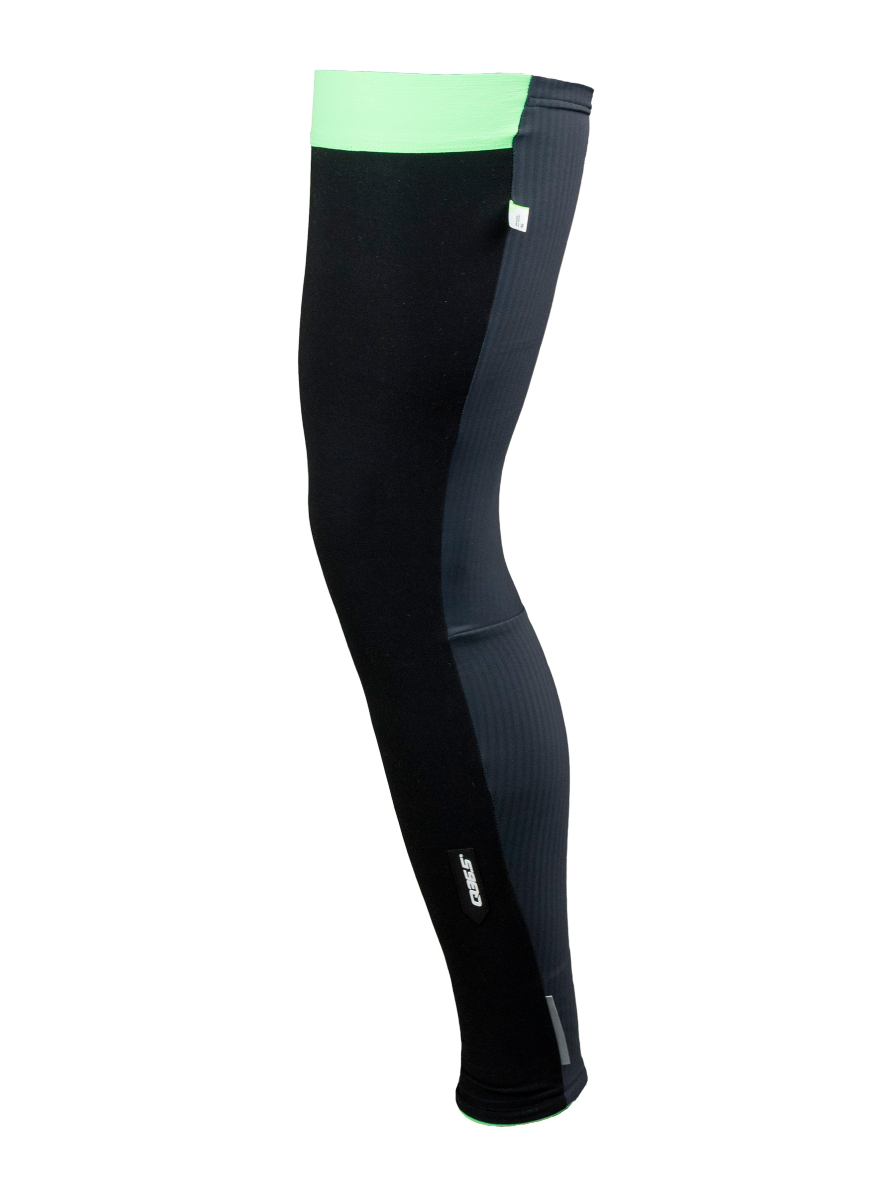 Cycling pre-shape leg warmers Q36.5 - side