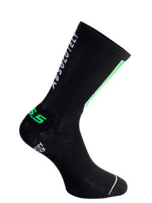 Cycling socks Absolutely Socks Q36.5 black