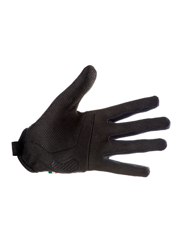 Guantes Long Finger Summer Glove L1 Black