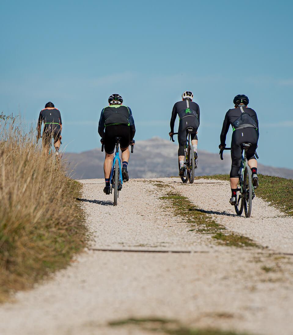 gravel bike experience