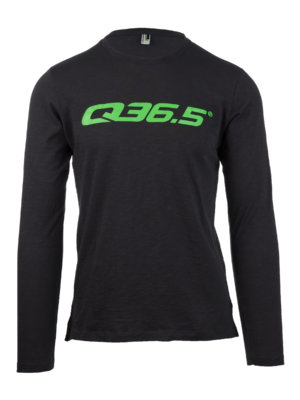 Mens Long sleeve Logo T-shirt Q36.5