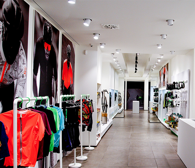 Katta&Co Q36.5, shop in Bergamo