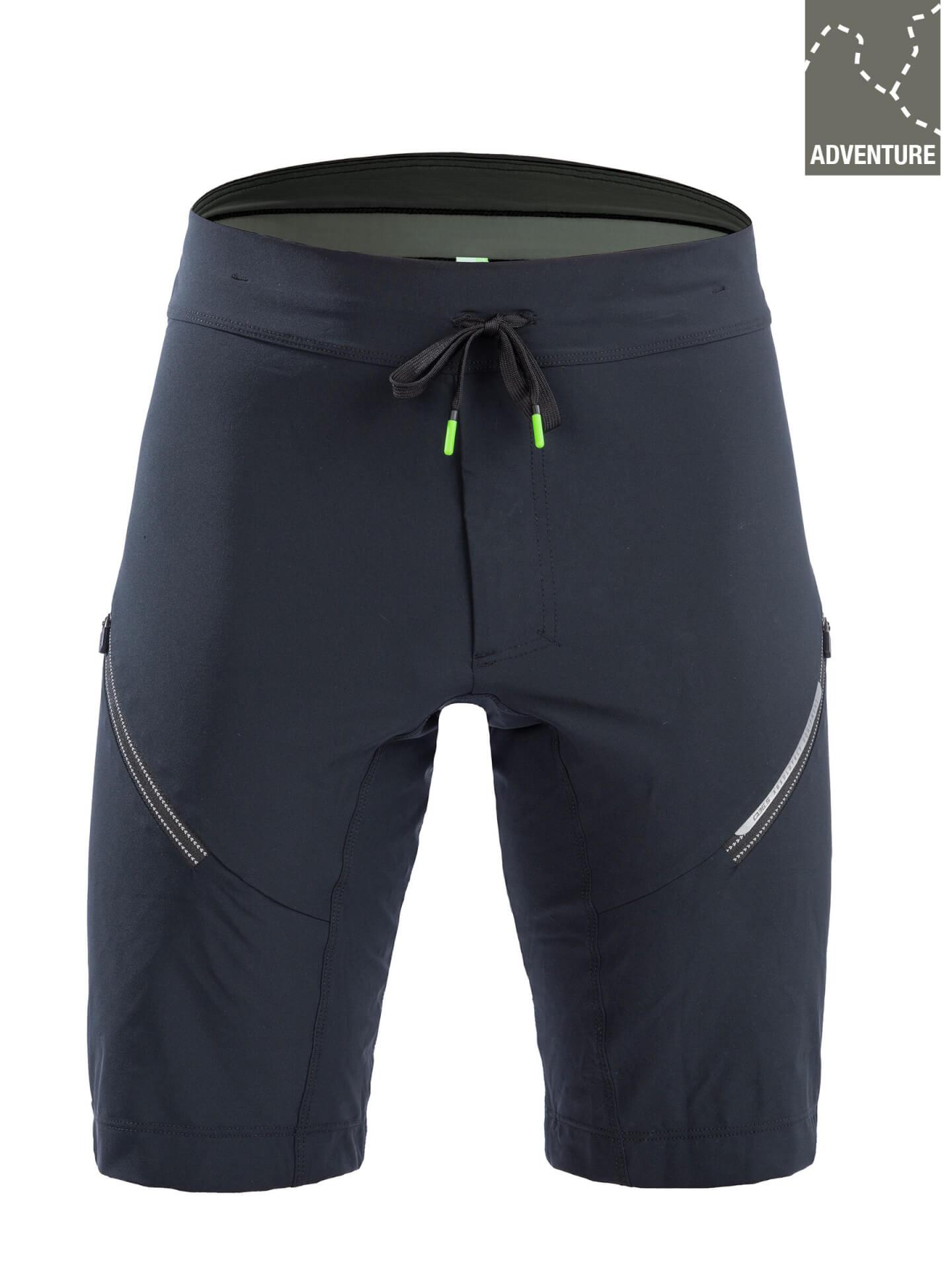cycling bagy shorts