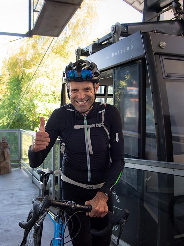 Q36.5 Gravel Bike Experience
