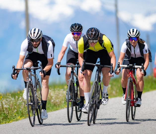 Cycling jersey Pinstripe L1