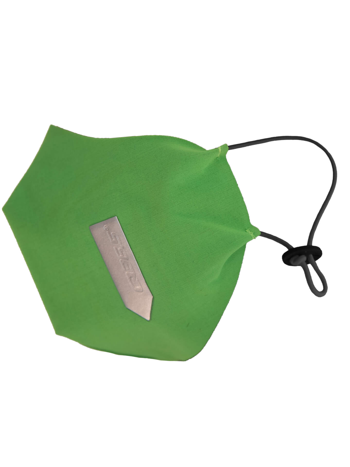 Protective face mask green