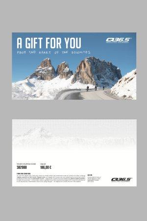 Gift Card Dolomites
